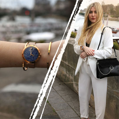 Découvrez le look proposé par AllIneedisclothes accordé avec la montre femme 097M968