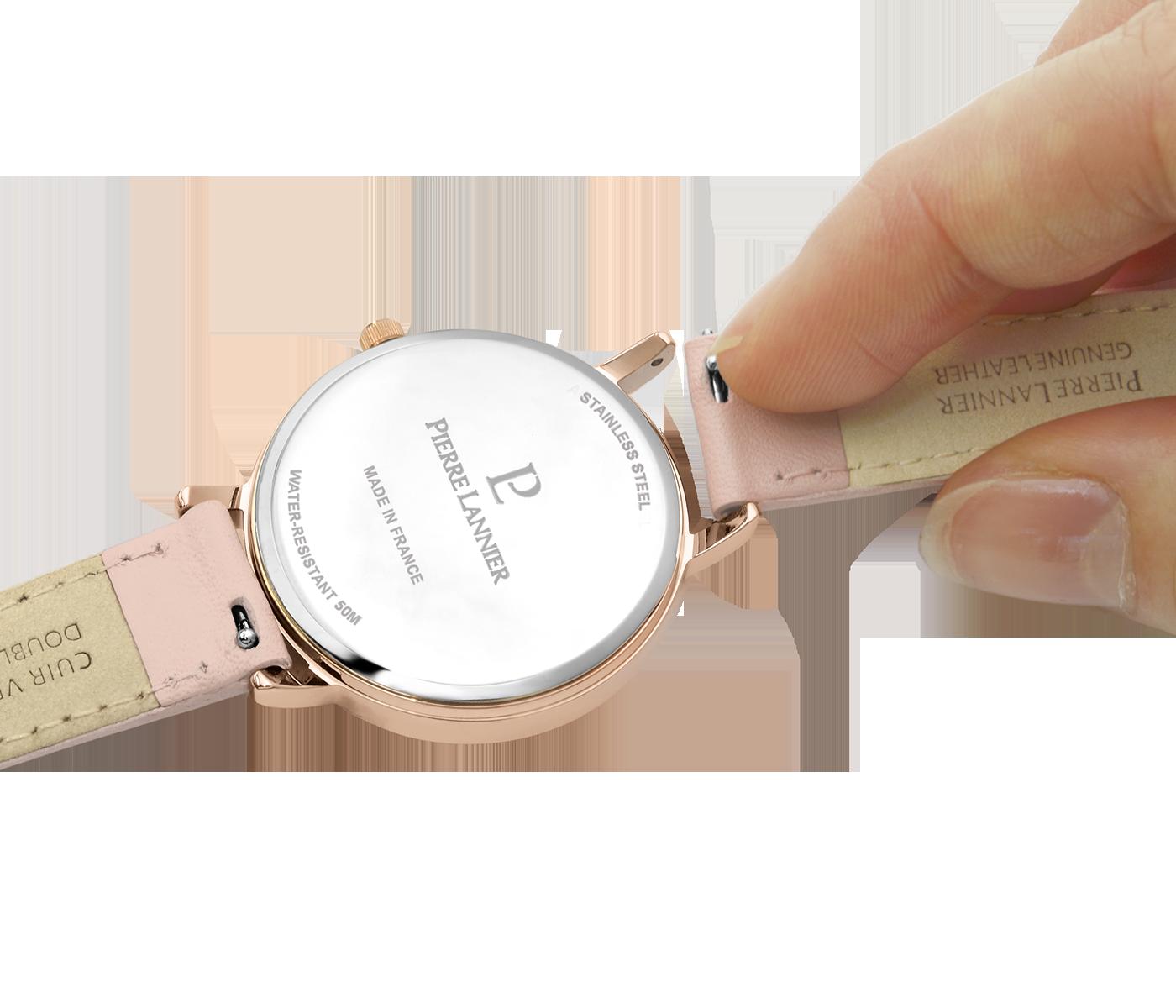 changer votre bracelet de montre