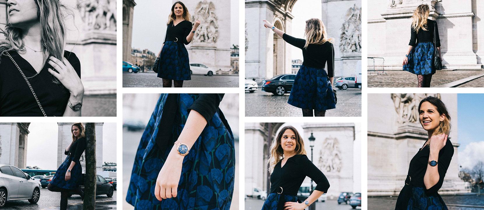 Photos réalisées par Lau From Paris - Montre femme 097M968 Pierre Lannier
