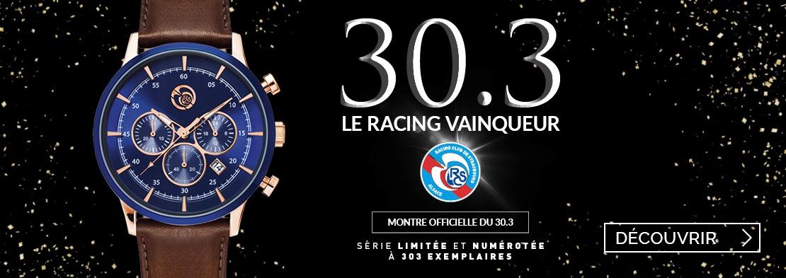 Coffret montre homme RCSA 455B464 victoire 30.03