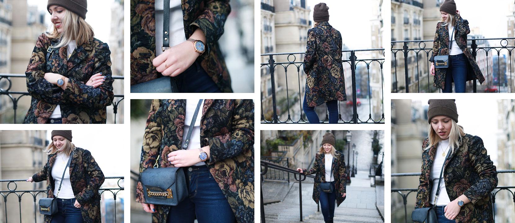 Découvrez le look proposé par Lauralovesclothes accordé avec la montre femme 097M968